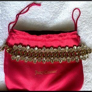 Brand new Juicy Couture bracelet